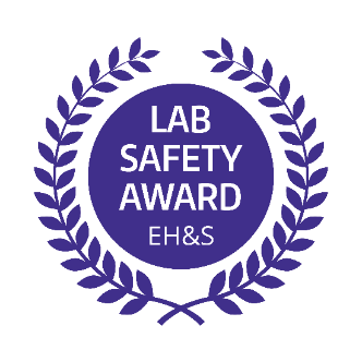 Lab Safety Award logo