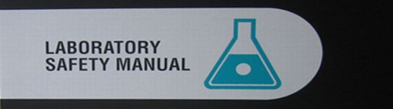 lab safety manual logo