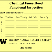 FH inspection label