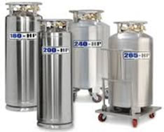 refrigerated gas canisters